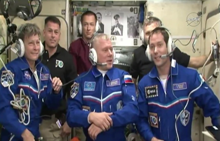 [ISS] Expedition 50 (Thomas Pesquet) - Page 4 2016-11-20_01-49-48