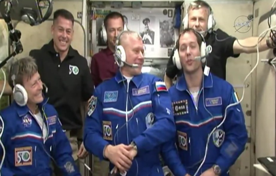 [ISS] Expedition 50 (Thomas Pesquet) - Page 4 2016-11-20_01-52-35