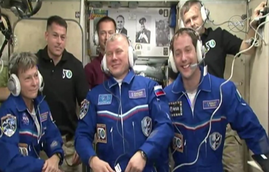 [ISS] Expedition 50 (Thomas Pesquet) - Page 4 2016-11-20_02-01-39