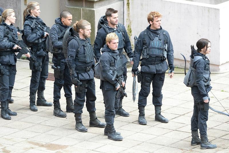 [Lionsgate] Hunger Games : La Révolte - Partie 1 (19 novembre 2014) - Page 2 96156434
