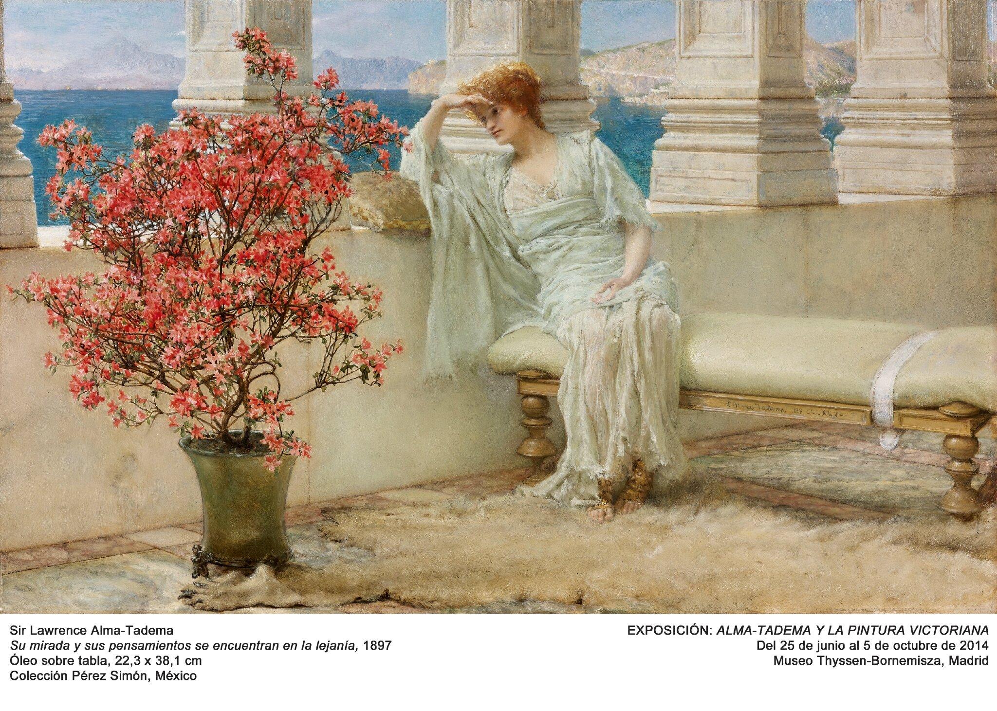 La belleza de la pintura victoriana se instala en el Thyssen 96511782_o