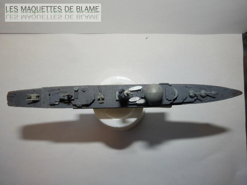 BATEAUX HELLER CADET: LE SUFFREN; LE DEGRASSE; LE COLOSSUS; LE BISMARK. 112040090