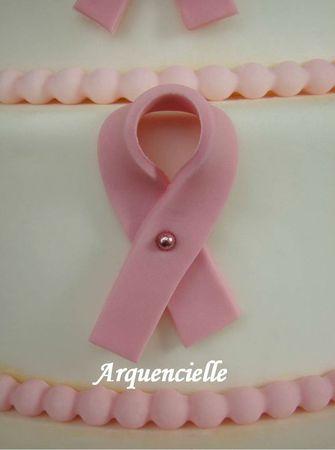 Octobre Rose - Soutenir le cancer du sein Logo ruban rose 80161046_p
