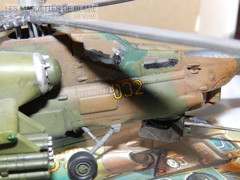 MIL MI-28A HAVOC PROTOTYPE NO32 (ZVEZDA) 1/72 111744126