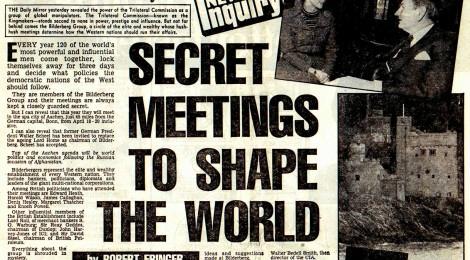 monde - Groupe Bilderberg : le monde qu'ils nous préparent 85476576_o