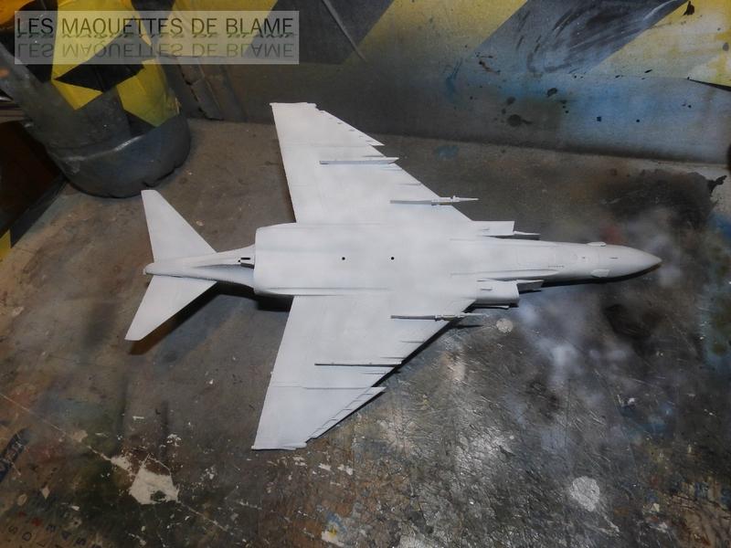 MCDONNELL DOUGLAS F-4S PHANTOM II, WFMA-232 US MARINE CORPS 1987 [italeri 1/72] - Page 2 109617471