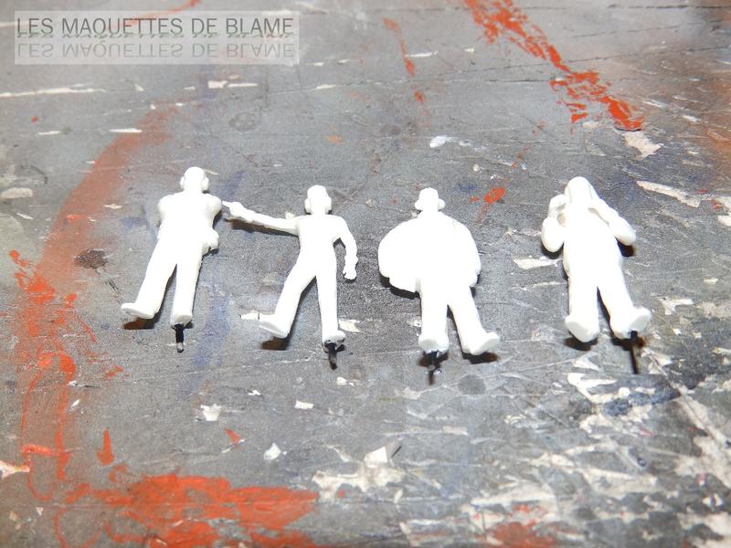 DIORAMA ATTENTION À LA FUITE (A7-A CORSAIR 2 VA-153 BLUE TAIL FLIES)!!!! 115180927