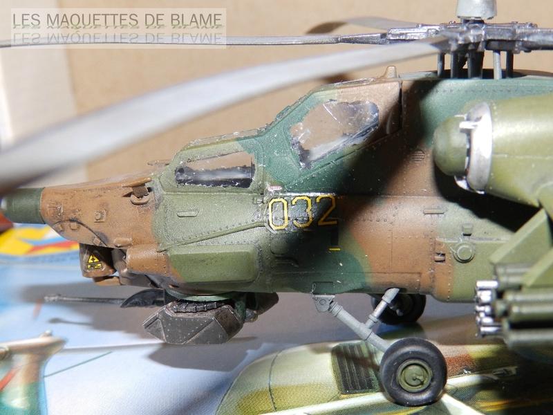 MIL MI-28A HAVOC PROTOTYPE NO32 (ZVEZDA) 1/72 111744105