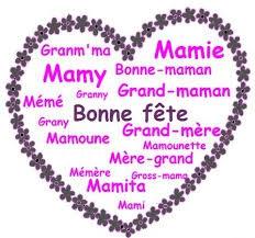 Bonne fête des Mamies 102534302