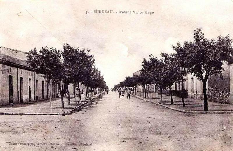 BURDEAU en Algérie Française 92581657