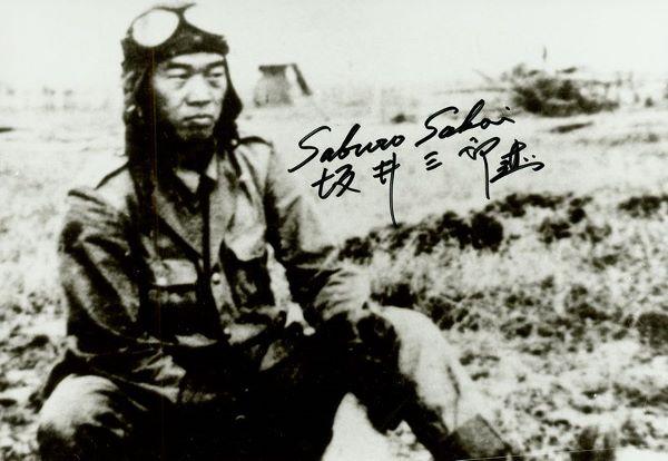 Saburō Sakai, el samurai de la Segunda Guerra Mundial 2120631_2_l