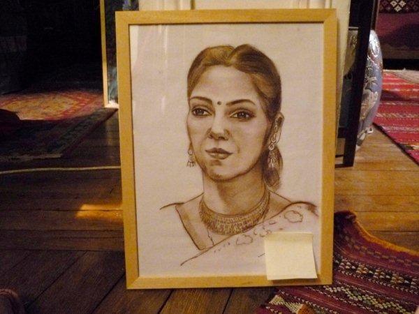 Femme mariée du Tamil Nadu - SUBRA 45650729
