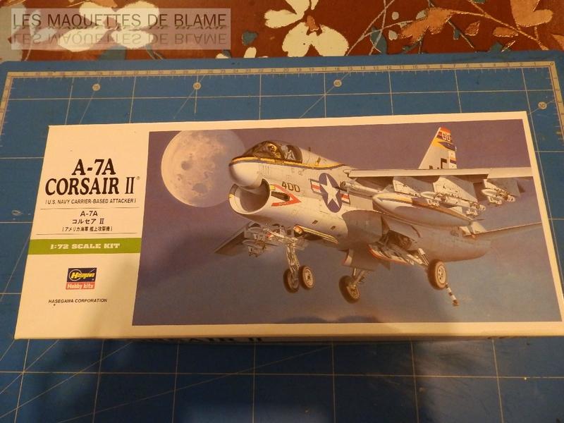 A7-A CORSAIR 2 VA-153 BLUE TAIL FLIES (1/72) HASEGAWA. 114193418