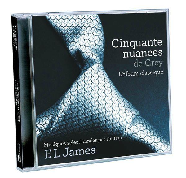 Cinquantes nuances de grey - L'album classique 80135703_o