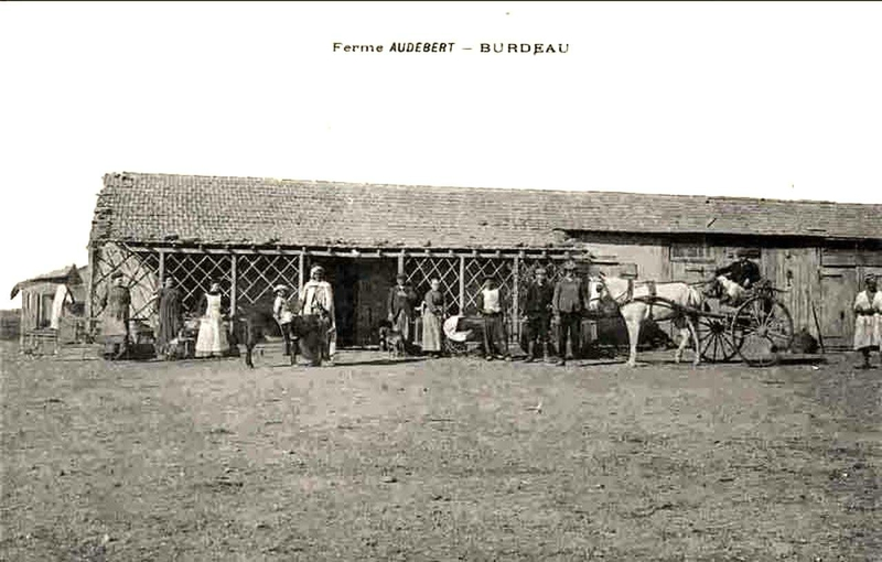 BURDEAU en Algérie Française 92581641