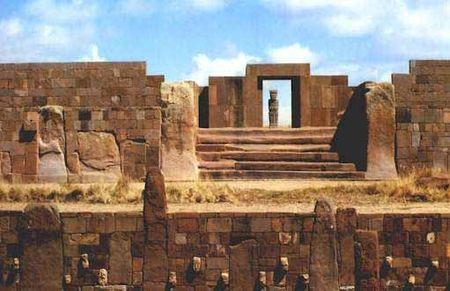 Cité de Tiahuanaco, Tiwanaku (en aymara) - Bolivie 32183054_p