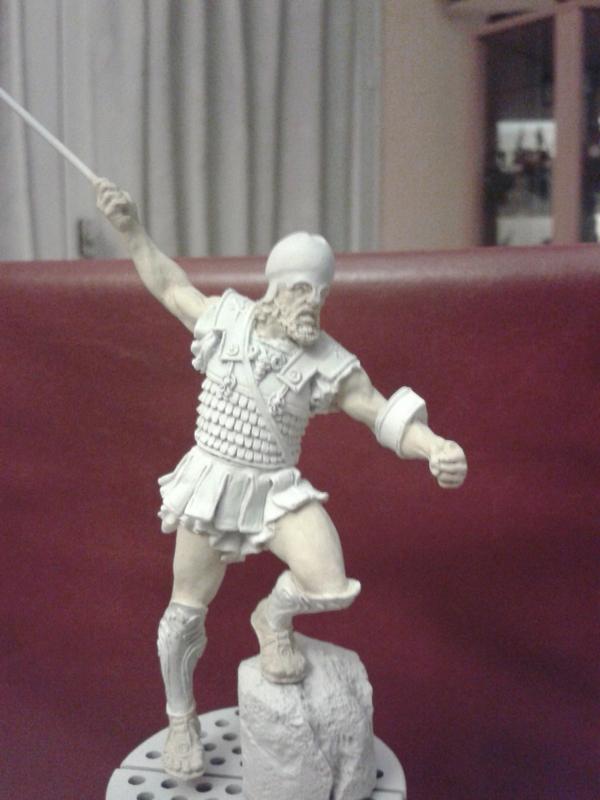 Hoplite Athenien - Alexandros model- FINI 102755641