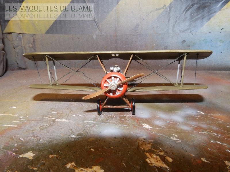 SOPWITH CAMEL F-1 [1/72] (N°3 NAVAL SQN, ROYAL NAVAL AIR SERVICE WALMER, DECEMBRE 1917) 116937635