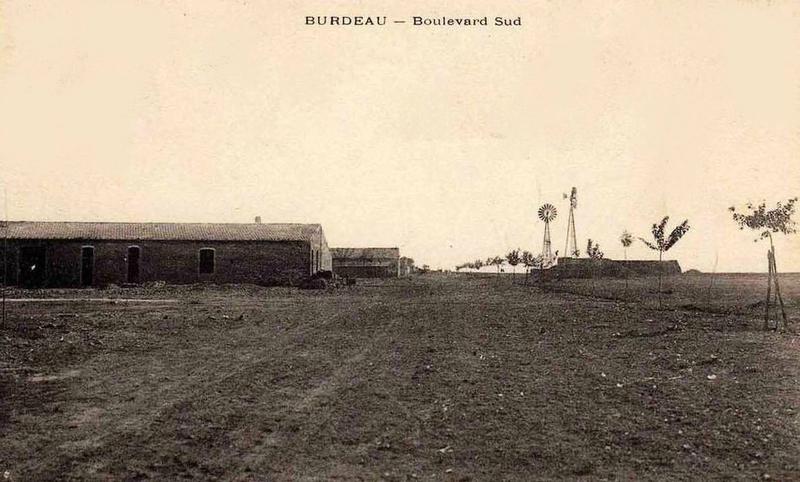 BURDEAU en Algérie Française 92581652