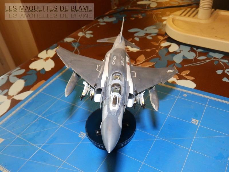 MCDONNELL DOUGLAS F-4S PHANTOM II, WFMA-232 US MARINE CORPS 1987 [italeri 1/72] 110060795