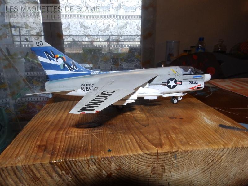 A7-A CORSAIR 2 VA-153 BLUE TAIL FLIES (1/72) HASEGAWA.(intégration à suivre dans un diorama). 114789625