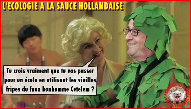 Environnement, Hollande veut laisser sa trace..... 100542200