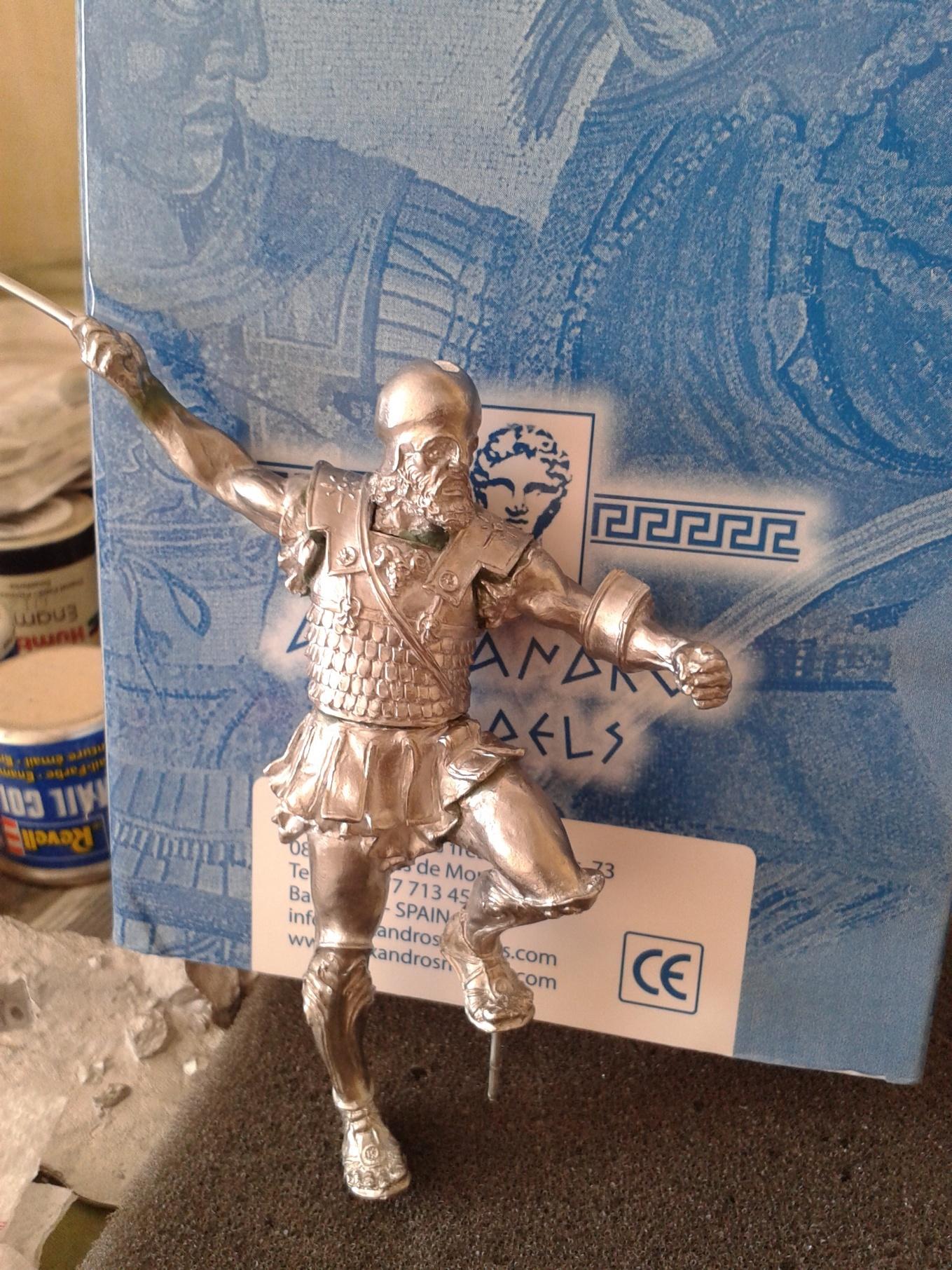 Hoplite Athenien - Alexandros model- FINI 102707495_o