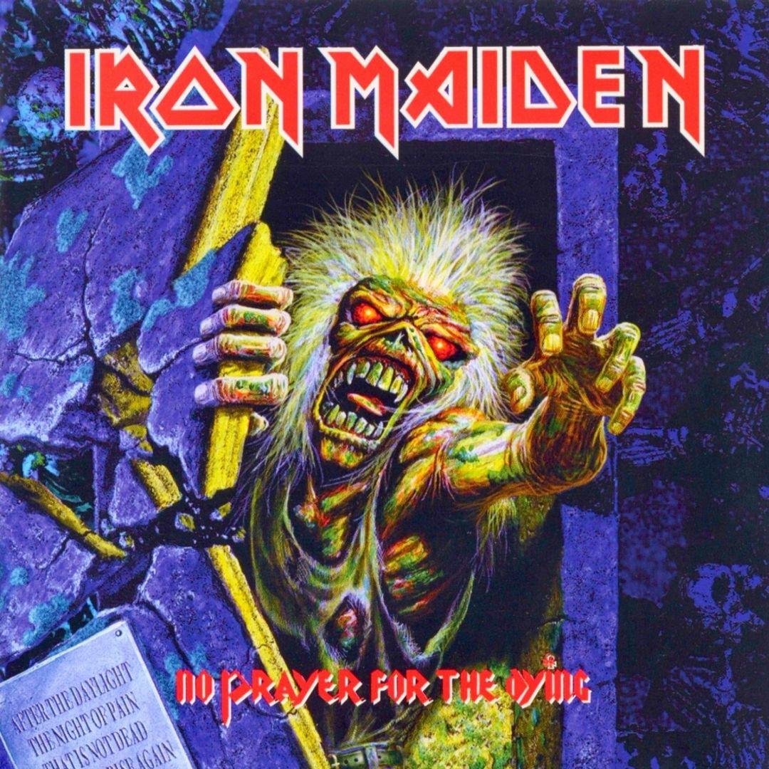 Pochette Iron Maiden 93049637_o