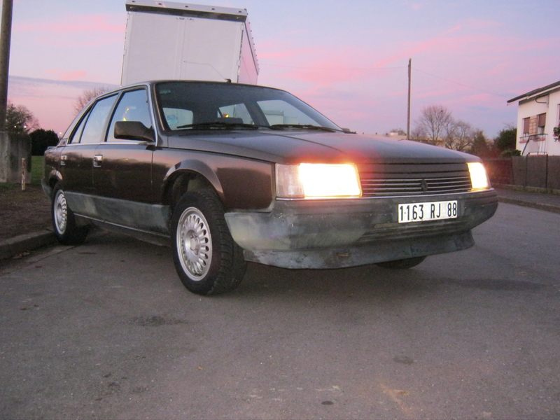 Ma Renault 25 GTX ABS 1986  92344595