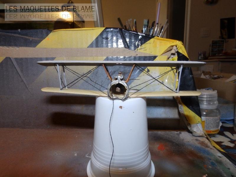 SOPWITH CAMEL F-1 [1/72] (N°3 NAVAL SQN, ROYAL NAVAL AIR SERVICE WALMER, DECEMBRE 1917) 116861427