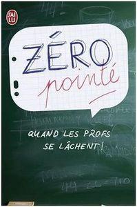 Zéro pointé - François Langrand 83616331_p