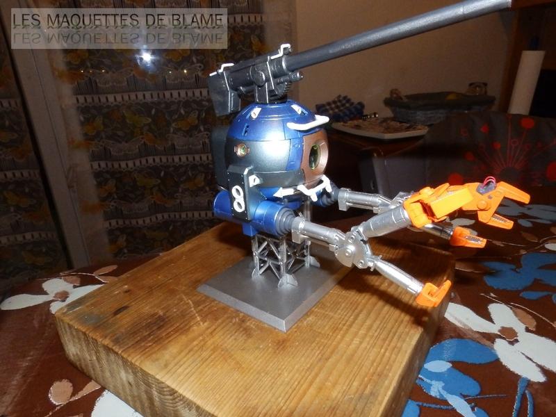 RB-79 MOBILE POD BALL VER.KA (BANDAI) [peinture externe bleu métal] RG 1/100 114045844