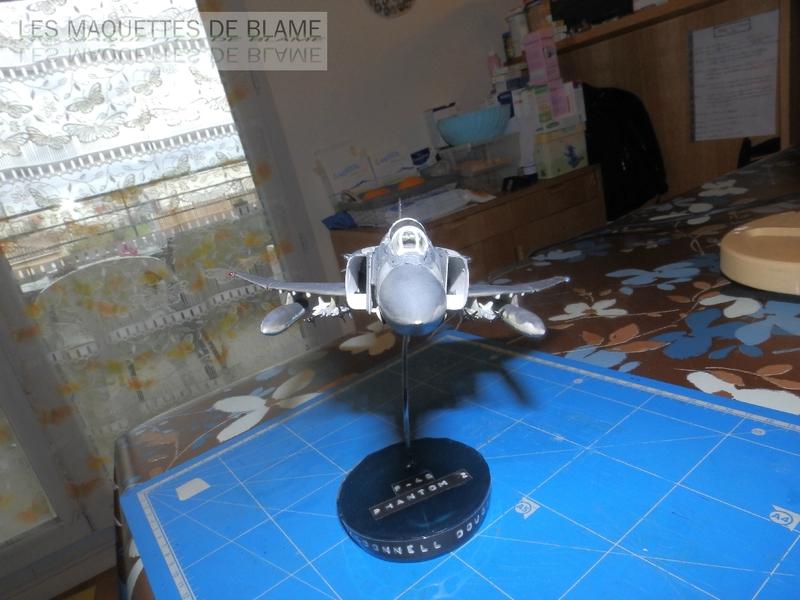 MCDONNELL DOUGLAS F-4S PHANTOM II, WFMA-232 US MARINE CORPS 1987 [italeri 1/72] 110060837