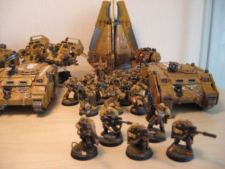 Imperial Fists multi-jeux 58889964_p