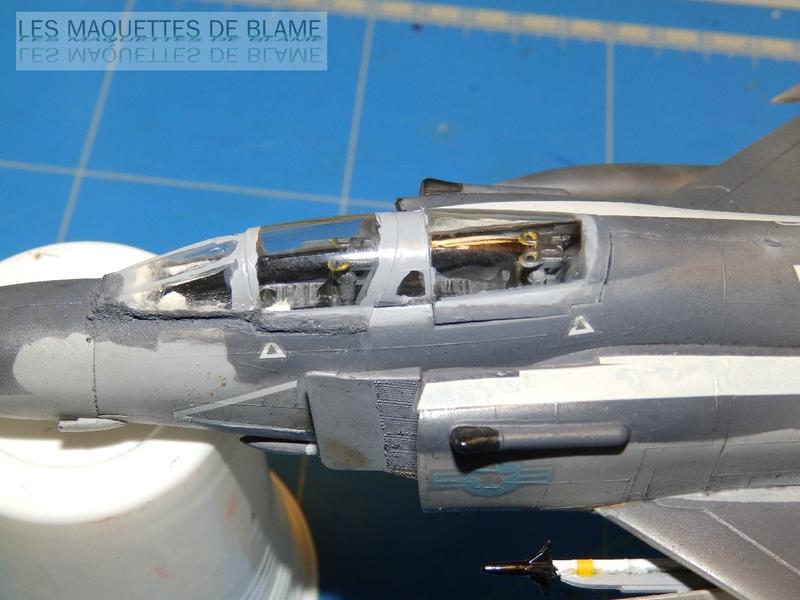 MCDONNELL DOUGLAS F-4S PHANTOM II, WFMA-232 US MARINE CORPS 1987 [italeri 1/72] - Page 2 110060109