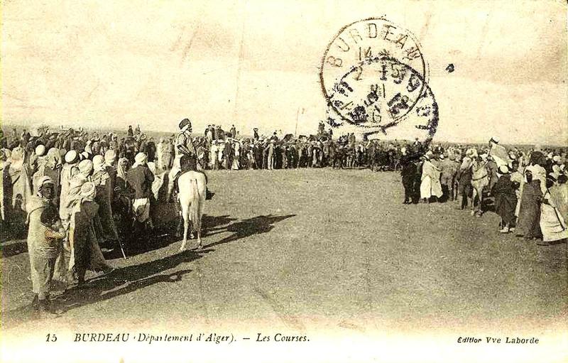 BURDEAU en Algérie Française 92581662
