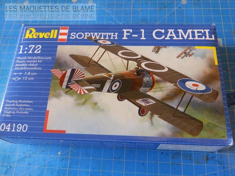 SOPWITH CAMEL F-1 [1/72] (N°3 NAVAL SQN, ROYAL NAVAL AIR SERVICE WALMER, DECEMBRE 1917) 116377471