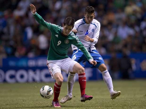 Premundial de CONCACAF: Eliminatorias Copa Mundo Turquia 2013: El Salvador 0 Mexico 3. Mexico3-0elsalvador23-7