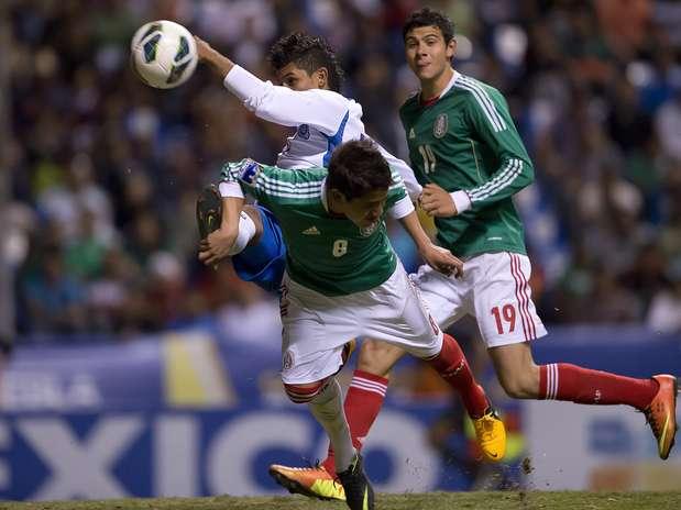 Premundial de CONCACAF: Eliminatorias Copa Mundo Turquia 2013: El Salvador 0 Mexico 3. Mexico3-0elsalvador23-9