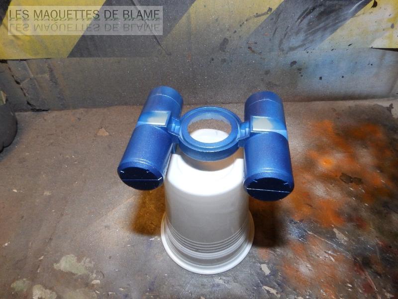 RB-79 MOBILE POD BALL VER.KA (BANDAI) [peinture externe bleu métal] RG 1/100 113845744