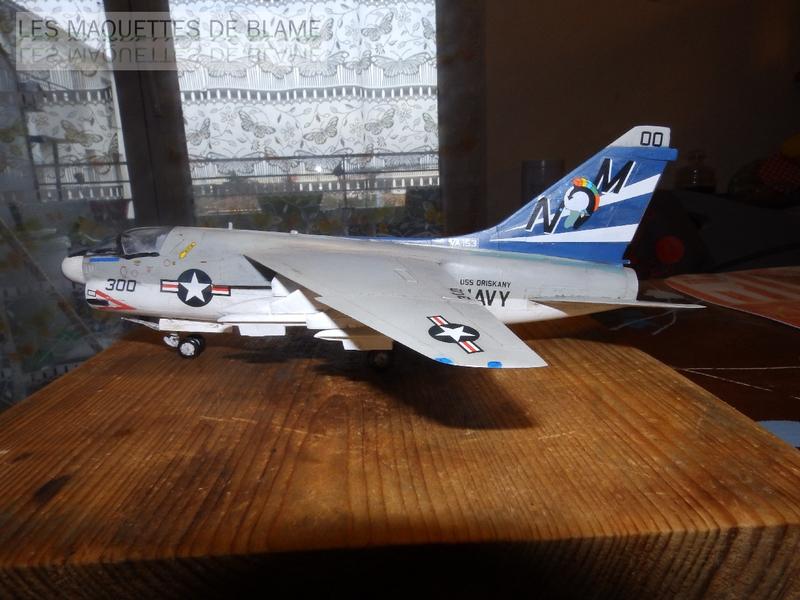 A7-A CORSAIR 2 VA-153 BLUE TAIL FLIES (1/72) HASEGAWA.(intégration à suivre dans un diorama). 114789600