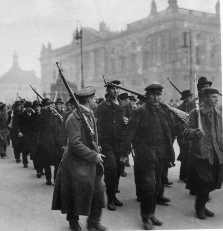 Alemania 1918-19. Revolución proletaria, reforma y contrarrevolución capitalistas (I) 25679837