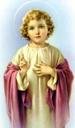 Neuvaine à l'Enfant Jésus pour la guérison de notre enfance. 89079021_p