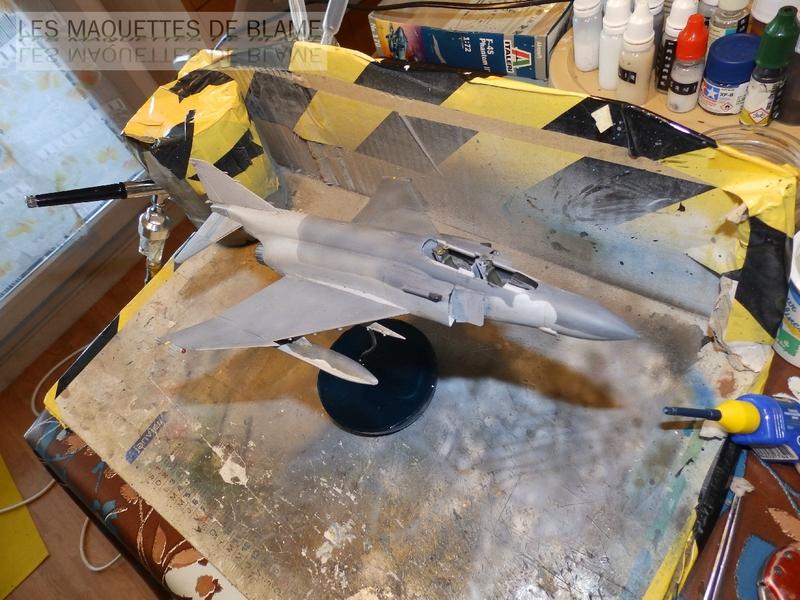 MCDONNELL DOUGLAS F-4S PHANTOM II, WFMA-232 US MARINE CORPS 1987 [italeri 1/72] - Page 2 109869325