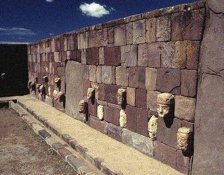 Cité de Tiahuanaco, Tiwanaku (en aymara) - Bolivie 32183073_p