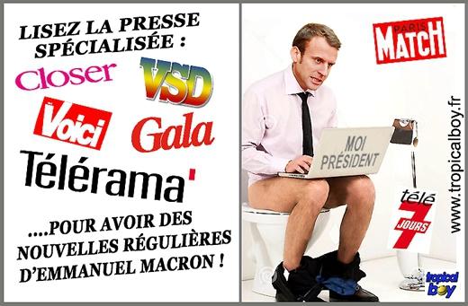 Emmanuel Macron 112492538