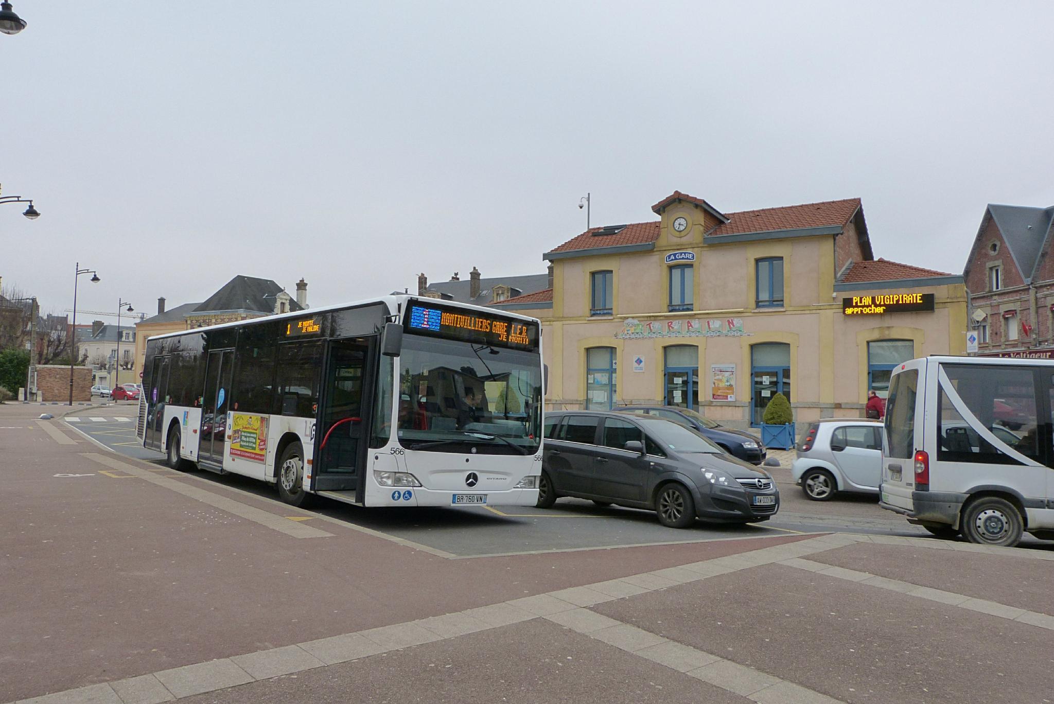 Les trolleybus du Havre - Page 5 84385016_o