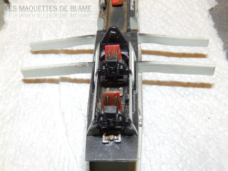 FAIREY GANNET T5 (EN VOL) N°849 UK 1964 Revell 1/72 112862439