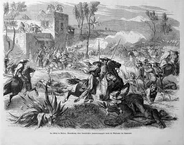 30 Avril 1863… Il y a 150 ans :  CAMERONE 85725890_p