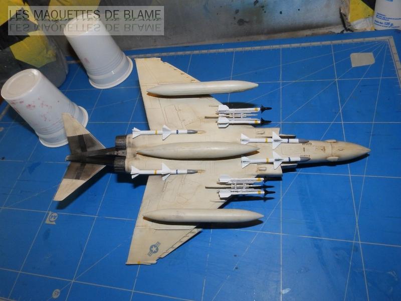 MCDONNELL DOUGLAS F-4S PHANTOM II, WFMA-232 US MARINE CORPS 1987 [italeri 1/72] - Page 2 110060149